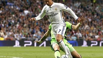 Ronaldo leitete mit dem 1:1 in der 89. Minute die Wende für Real Madrid ein