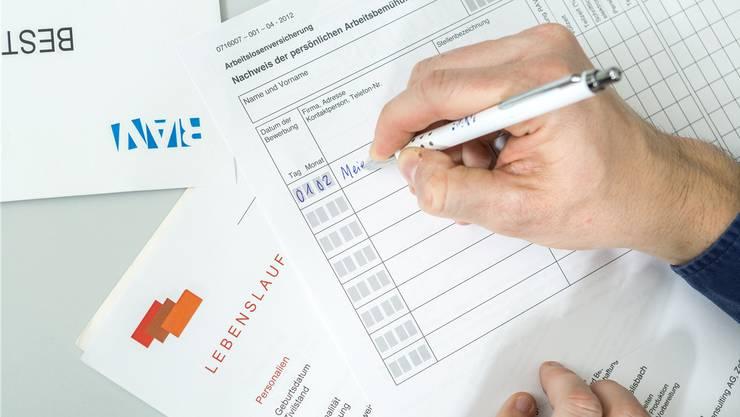 Wer arbeitslos wird, erhält Hilfe von den Regionalen Arbeitsvermittlungszentren (RAV).