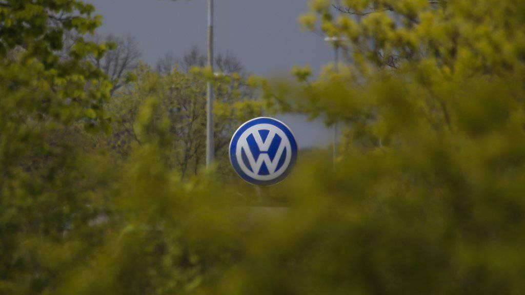 Nach Ansicht des VW-Konzern wird sich der Automobilabsatz in China nicht so schnell erholen. (Archivbild)