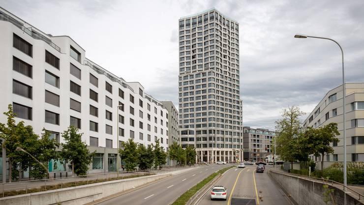Gut möglich, dass der Limmat Tower nicht mehr lange der einzige Wolkenkratzer in Dietikon ist.