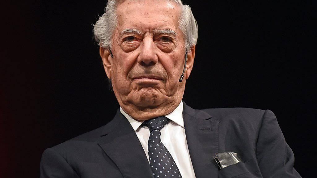 Autor Vargas Llosa kritisiert Literaturnobelpreis für Bob Dylan