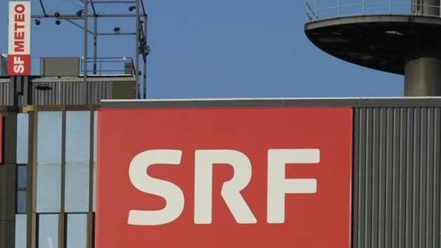 SRF soll klar als Dachmarke erkennbar sein (Archiv)