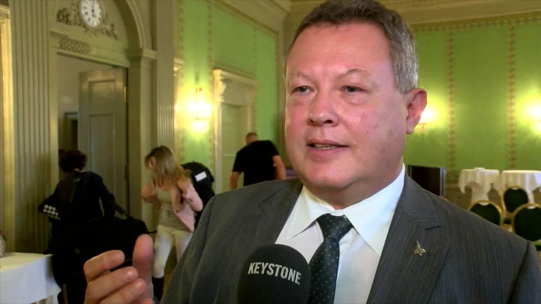 BKW-Verwaltungsratspräsident Urs Gasche: «Finanzielles Risiken zu gross»