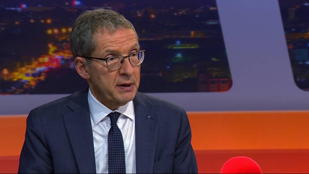 Regierungsrat Urs Hofmann (SP) tritt zurück: «Es ist der richtige Moment»