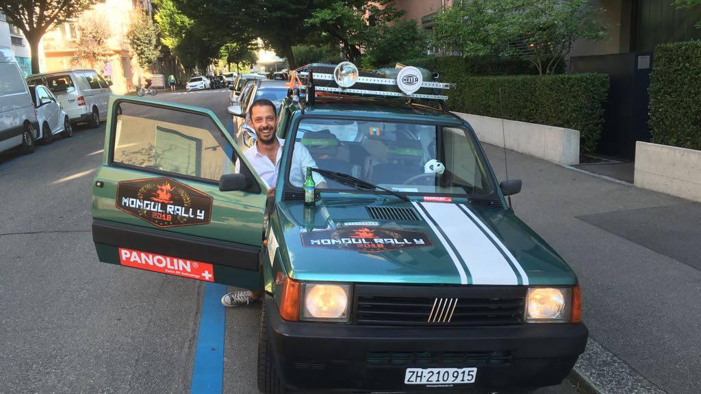 Zürcher Paar startet an der verrücktesten Rally der Welt