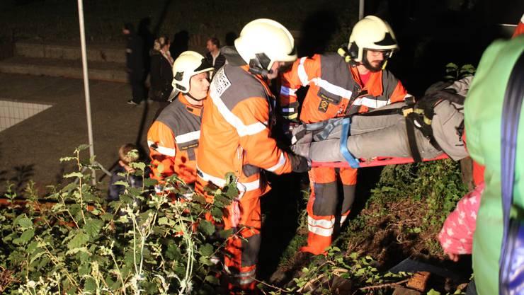 Die Hauptübung der Feuerwehr Unterengstringen war ein voller Erfolg.