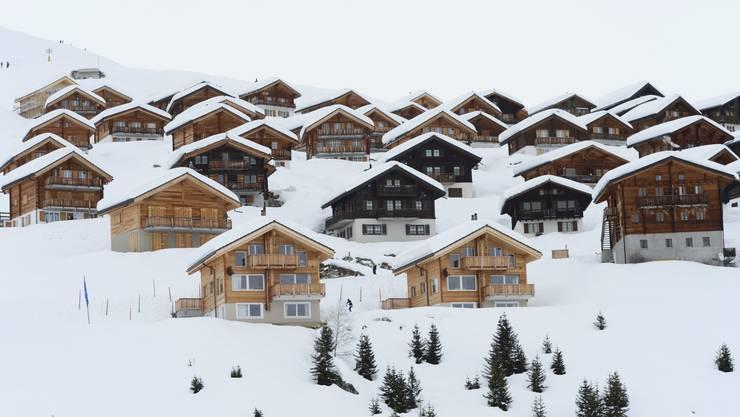 Vor allem in ländlichen Berggebieten gibt es viele «kalte Betten».
