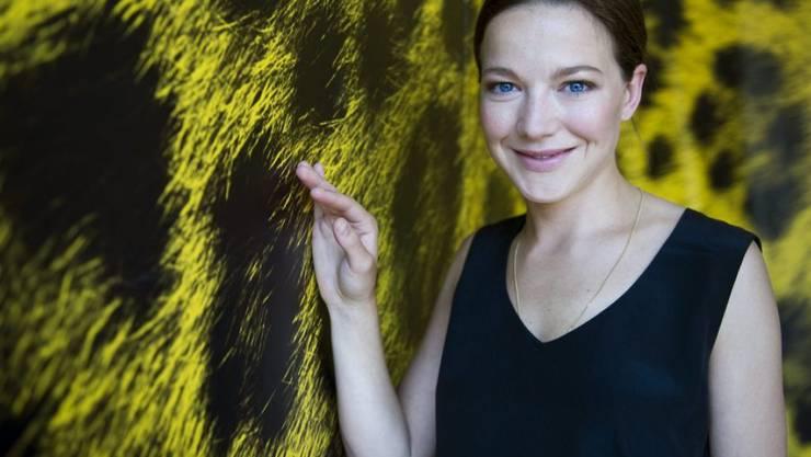 Hannah Herzsprung, hier 2011 am Filmfestival Locarno, fühlt sich in München zu Hause, am liebsten aber ist sie in Berlin. (Archiv)