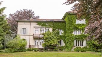 Das Berufsbildungszentrum Niederlenz (ehemals Gartenbauschule) schloss im Mai 2018 nach 112 Jahren für immer. Sandra Ardizzone