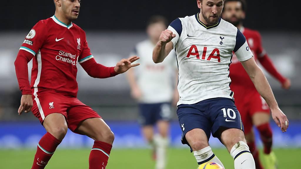 Tottenhams Kane fällt mit Knöchelverletzungen aus