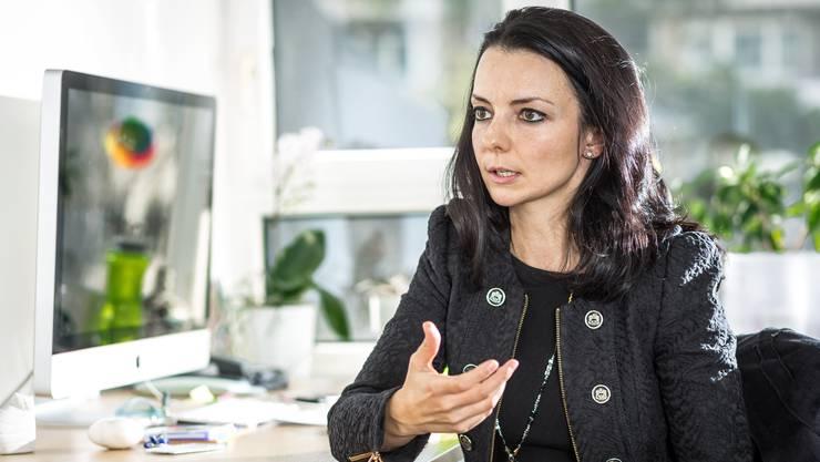 Die Traumapsychologin Myriam Thoma forscht an der Universität Zürich schwerpunktmässig mit und über Verdingkinder.