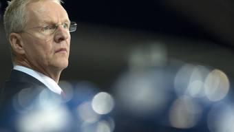 Beerbt Lars Leuenberger als Cheftrainer des SC Bern: Kari Jalonen (Archivbild)