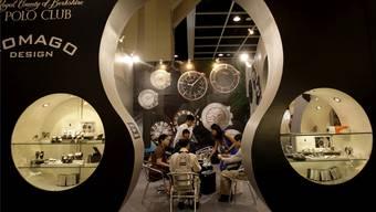 Die Watch & Clock Fair in Hongkong ist die grösste Uhrenmesse der Welt, und die Unruhen in Hongkong verunsichern dementsprechend auch die Uhrenhersteller in der Region.