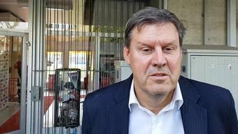 Das sagt FC-Aarau-Vizepräsident Roger Geissberger zu den Rochaden in der Führungsetage.