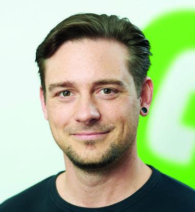 Dominik Ritzmann, Gemeinderat Grüne