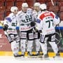 Eishockey, Swiss League: HC La Chaux-de-Fonds - EHC Olten (16.12)