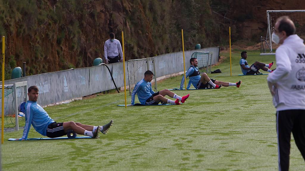 Ab Montag wieder Gruppentraining im spanischen Fussball