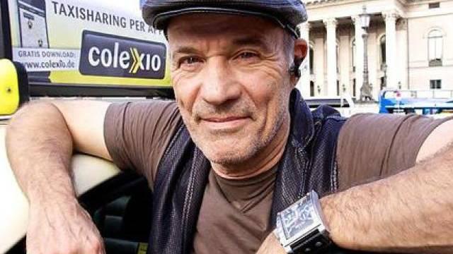 Heiner Lauterbach als versoffener Taxichauffeur (Bild RTL)
