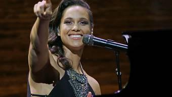 Ob Alicia Keys eine Vorliebe für Fussball hat, ist unklar. Klar ist aber: Sie bereichert den Champions-League-Final in Mailand. (Archivbild)