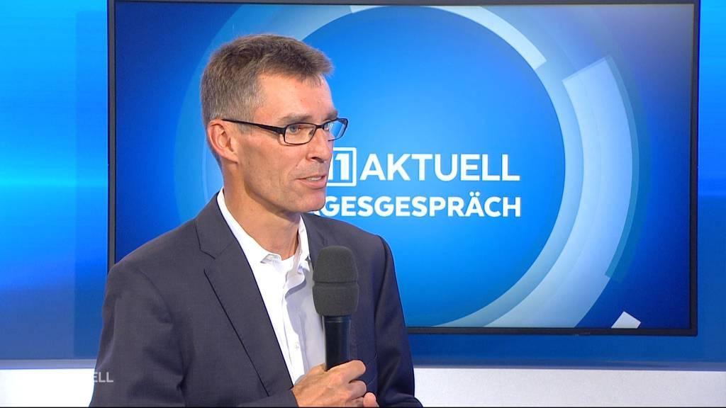 FDP-Präsident Lukas Pfisterer über die Aargauer Wahlen