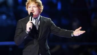 Ed Sheeran startet im März eine Welttournée. Gleich die zweite Station ist Zürich. (Archivbild)