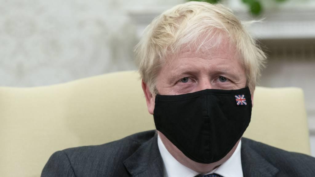 «Kermit der Frosch lag falsch»: Was redet Boris Johnson da bloss?
