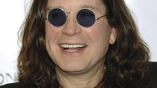 60-jähriger Ozzy Osbourne (Archiv)