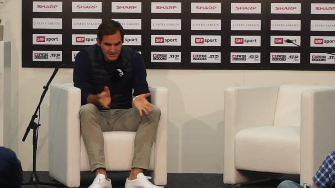 Federer PK I