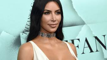 Kim Kardashian ist nun vierfache Mutter. (Archivbild)