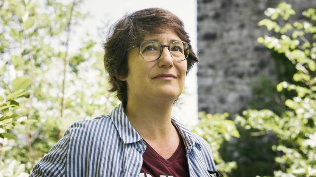 Annette Hug, Autorin und zudem Vertreterin ihrer Zunft, weiss, dass Schreibende weniger von ihren Büchern als mehr von Lesungen oder zusätzlichen Diensten am Wort leben. Deshalb findet sie die neue Plattform wichtig, die auch diese Dienstleistungen sichtbar macht. (Archivbild)