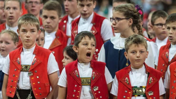 Der Jodel, wie er in diesen Tagen am Eidgenössischen Jodlerfest in Brig zelebriert wird, hat seinen Ursprung in den Alpenländern.