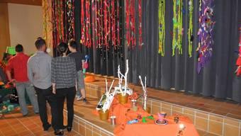 Schulausstellung im Zentrum Bachtelen Grenchen
