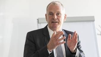 Regierungsrat Stephan Attiger will mit dem Energiegesetz nicht zuwarten.