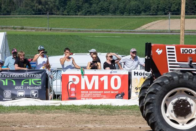 Tractor Pulling Etziken