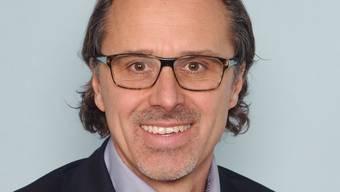Marcel Balmer kandidiert für das Gemeindepräsidium von Unterengstringen.