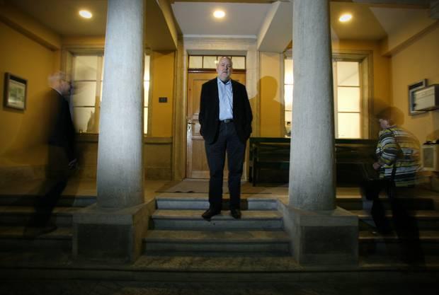 az-Redaktor Fritz Thut