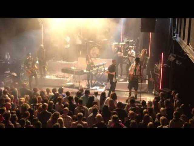 Seven mit Band live im Nordportal Baden 2015