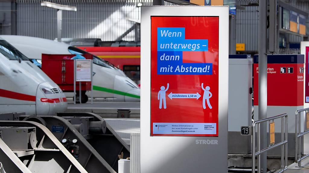 Deutschland plant milliardenschwere Finanzhilfen für Deutsche Bahn