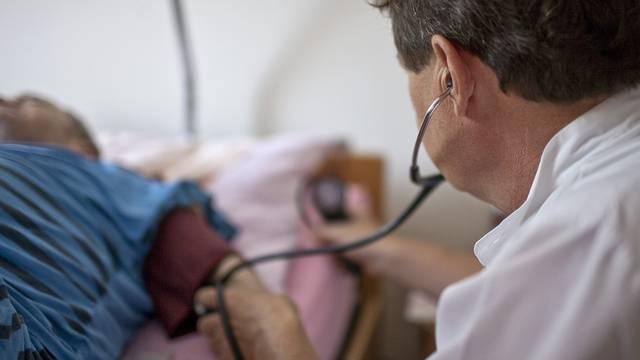 In Selzach ist man froh, kann die medizinische Grundversorgung gewährleistet werden. (Symbolbild)