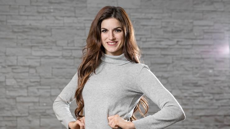 Die Weiningerin arbeitet seit fünf Jahren in der Fitnessbranche.
