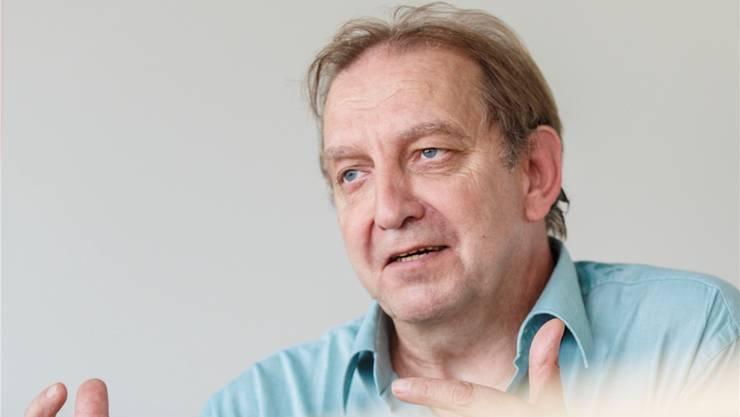 Josef Reichmann ist Präsident der Solothurner Sektion von INSOS, dem nationalen Branchenverband der Institutionen für Menschen mit Behinderung.