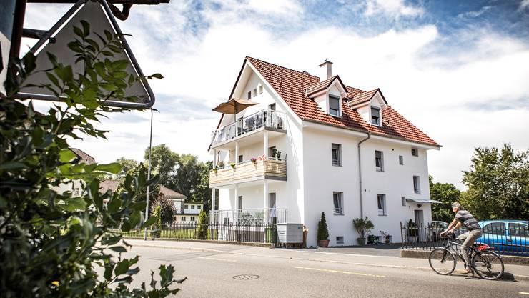Im Fokus: Die Lenzburgerstrasse Nummer 7.
