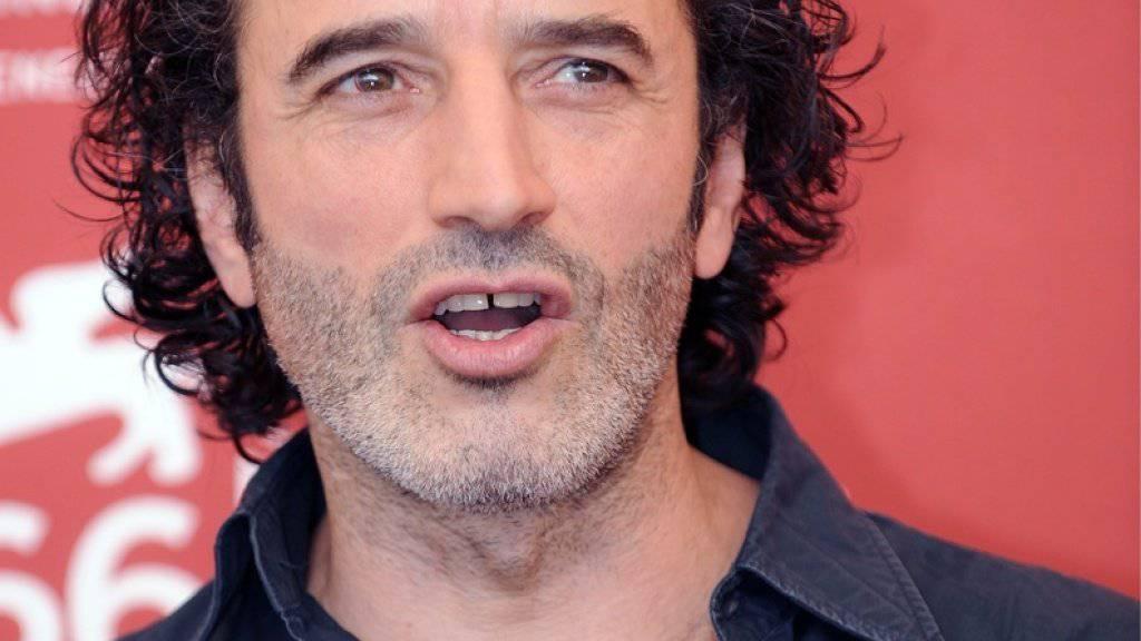"""Der Westschweizer Schauspieler Bruno Todeschini ist """"Rencontre""""-Ehrengast an den Solothurner Filmtagen 2019. (Archivbild)"""
