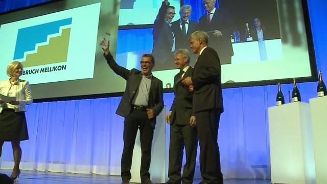 Wettingen: Aargauischer Unternehmenspreis zum 9. Mal verliehen