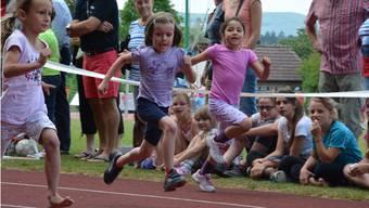 Punkte, Bestzeiten und Freudentaumel am Satus Sportfest Gränichen/Suhr