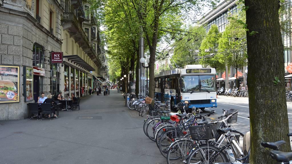Luzern will innerstädtischen Verkehr via Moosstrasse umleiten