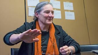 Dass sie eine «kreative, zielorientierte» Frau ist, hat Barbara Buser in Afrika und in der Schweiz bewiesen.