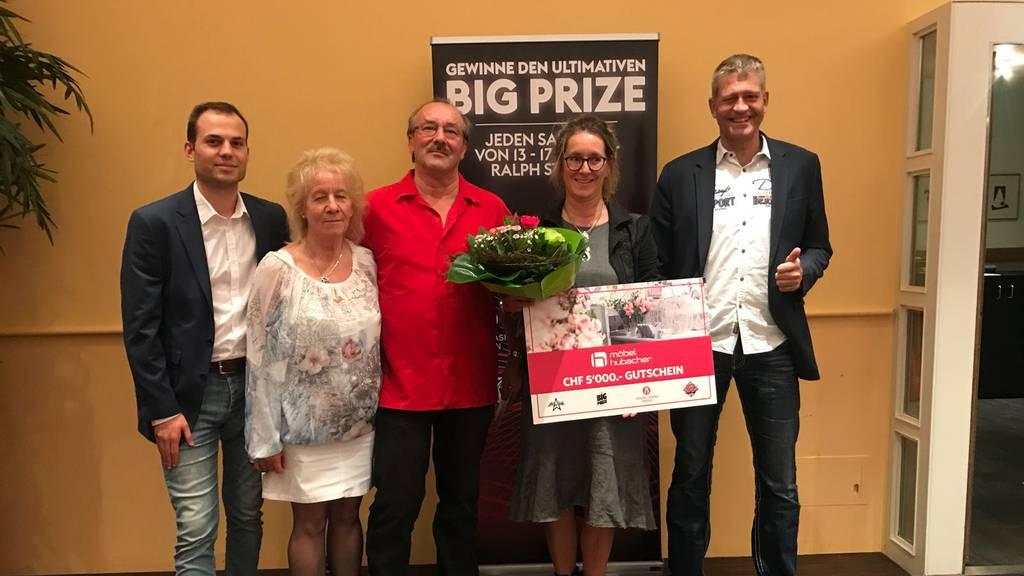 Marianne gewinnt die Live Show von «Big Prize»
