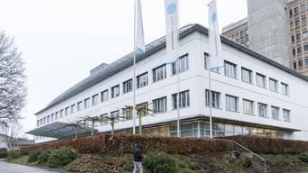 Das Finanzdepartement liess die Finanzen des Aarauer Kantonsspitals durchleuchten. (Archivbild)