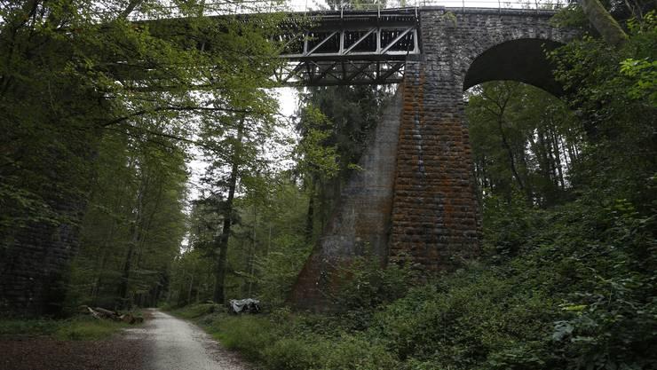 Das einspurige Geisslochviadukt wurde von 1906 bis 1907 gebaut und quert den Geländeeinschnitt des Busletenbachs nördlich der Gemeinde Bellach. Das Bauwerk des Geisslochviadukts bestand ursprünglich aus einem westlichen Natursteinviadukt mit zwei Gewölben (Seite Moutier), einer dreiteiligen Fachwerkbrücke mit Randspannweiten von 25 Meter und einer Mittelspannweite von 35 Meter, sowie einem östlichen Natursteinviadukt mit drei Gewölben (Seite Solothurn). Nach der Rutschung des Geländes im Frühling 1908 wurde das östliche Widerlager umgebaut und mit drei leichten Einfeldträgern aus Stahl mit je 15,9 Meter Spannweite ergänzt. Das Geisslochviadukt wurde 2013 visuell und materialtechnologisch untersucht. Im Rahmen dieser Untersuchungen wurde die Tragsicherheit und Gebrauchstauglichkeit der Stahlbrücken der Hauptbrücke, sowie der Vorlandbrücken und des Natursteinmauerwerks überprüft. Die Untersuchungen, sowie die rechnerische Überprüfung zeigen, dass diese den heutigen Anforderungen und gültigen Normen nicht mehr genügen. Zudem haben die Stahlbrücken bezüglich Ermüdungssicherheit das Ende der technischen Nutzungsdauer erreicht. Bereits vorher war bekannt, dass sich das Viadukt beim östlichen Widerlager seit Jahren kontinuierlich gesetzt hat. Bis 1997 wurden rund 70 Millimeter gemessen. Mit der Erneuerung des Geisslochviadukts soll das Natursteinmauerwerk instandgesetzt und verstärkt, sowie mit einem neuen Schottertrog abgedichtet werden. Zudem sollen die Stahlbrücken durch zwei neue Stahl-Beton-Verbundbrücken ersetzt werden, wobei diese im Bereich des ehemaligen Rutschhanges bis tief auf den Fels fundiert werden.